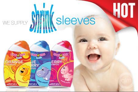 shrink sleeves